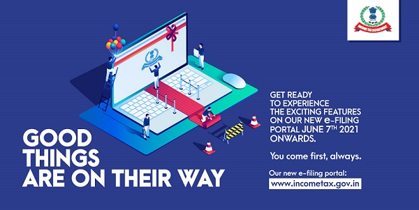 New Income Tax Filing Portal – Key Features & Updates