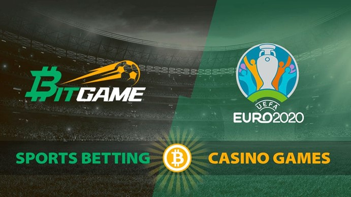 Bitgame Emerges as Sports Betting Platform of Choice During Euro 2020
