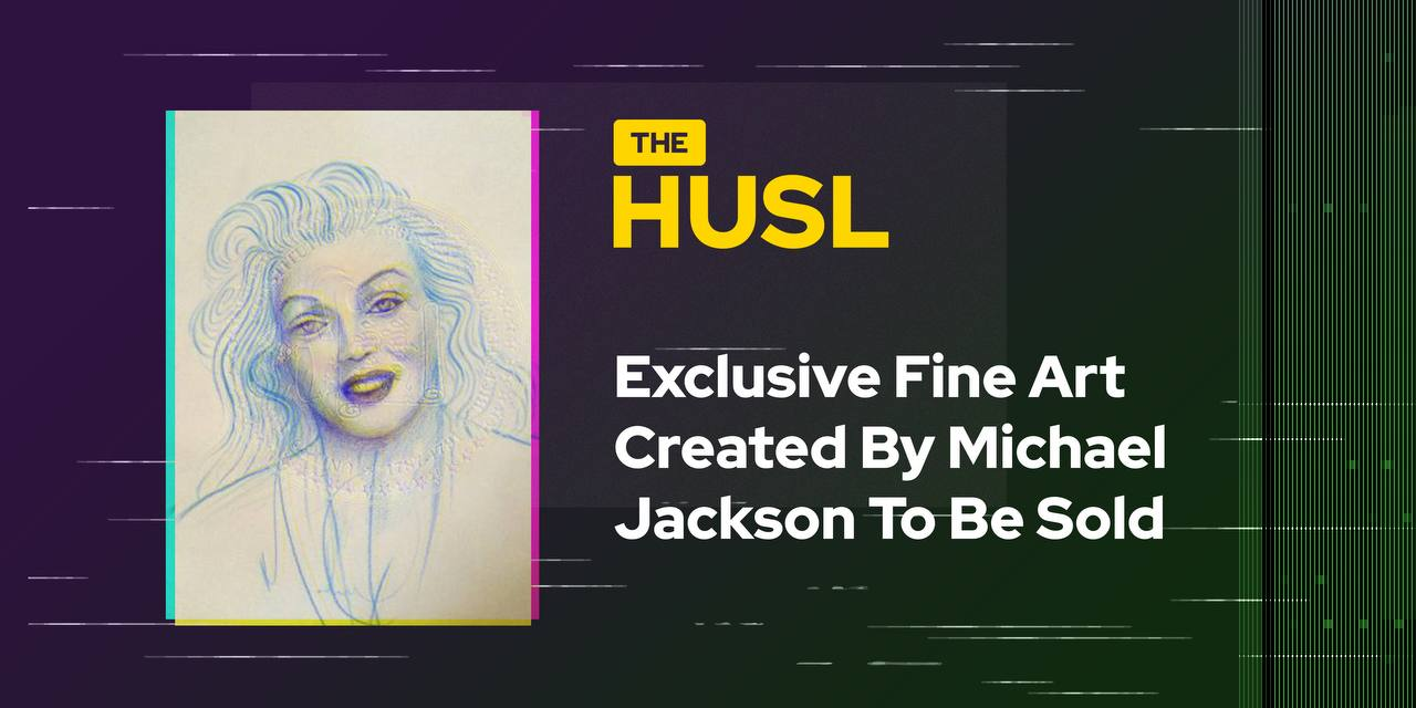 Exclusive Fine Art Created by Michael Jackson To Be Sold